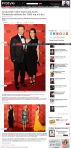 Jessica Biel Claire Danes and Justin Timberlake celebrate the TIME top 100 list InStyle UK