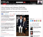 Olivia Palermo and Johannes Huebl play matchy matchy at Pain and Gain screening InStyle UK